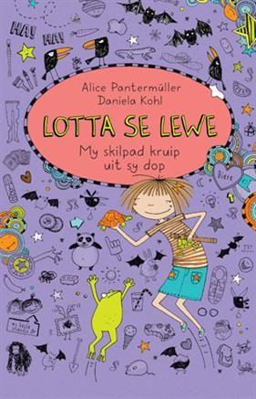 NB Publishers   Book Details   Lotta se lewe 5: My skilpad kruip uit sy dop