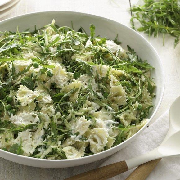 Zesty Farfalle Salad