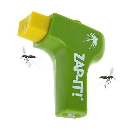 """Gifthouse Устройство от укусов насекомых """"Zap-1T"""" - это новое революционное устройство, которое эффективно борется с зудом от укусов комаров и большинства других насекомых...."""