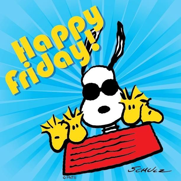 Happy Friday quotes quote snoopy friday happy friday days of the week friday quotes its friday