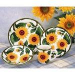 sunflower kitchen decor | sunflower themed kitchen decor | houses and decor