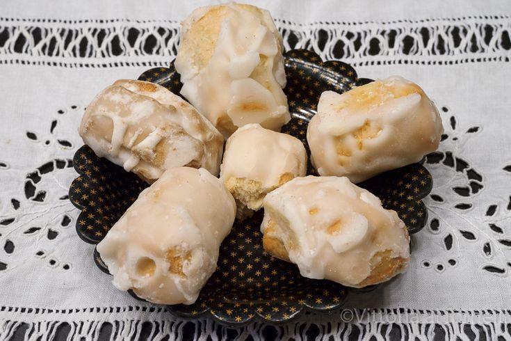 Biscotti regina e bersagliere, tipici catanesi - Vittoria ai fornelli