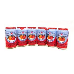 Whoa, blood orange San Pelligrino soda is delicious and does taste of blood oranges, not just orange colored red