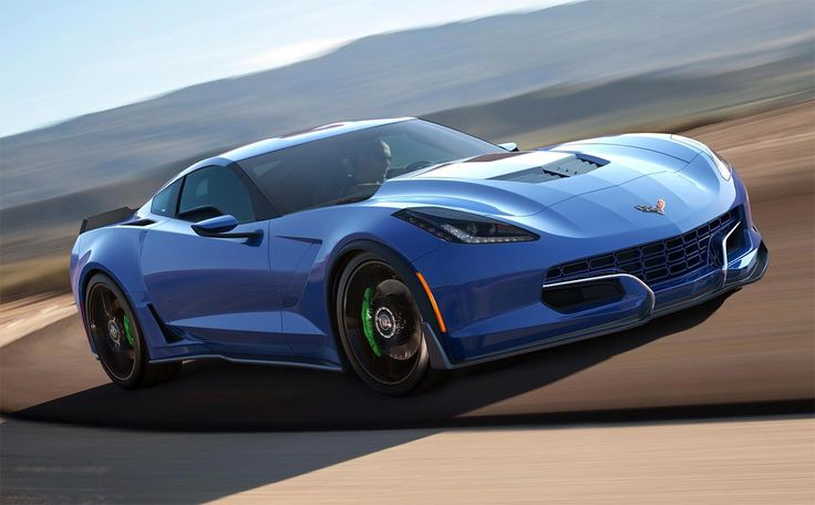 Genovation to produce Chevrolet Grand Sport C7 EV with whopping $750K price tag