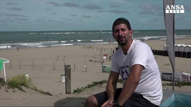 In Argentina la prima spiaggia per cani