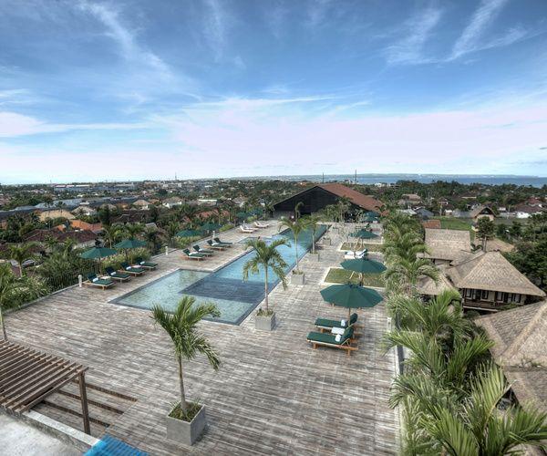 U Paasha Seminyak Rooftop Bar & Swimming Pool