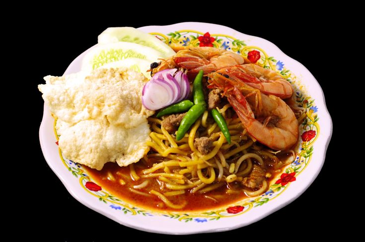 Mie Aceh. Fovorite food