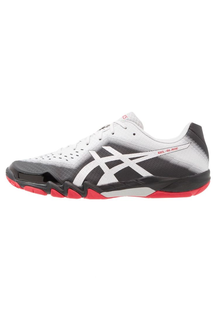 Haz clic para ver los detalles. Envíos gratis a toda España. ASICS GELBLADE  6 Zapatillas de balonmano black/silver/glacier grey: ASICS GELBLADE 6  Zapatillas ...