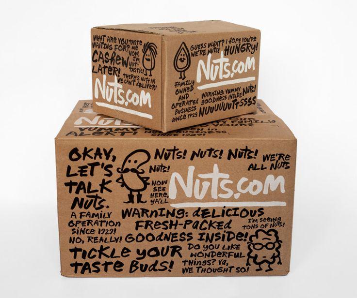 Nuts.com by Jeremy Mickel
