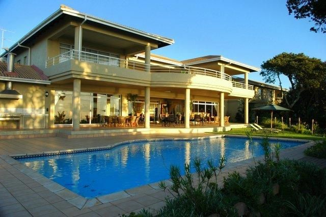This stunning Guest House is situated on the East Coast of South Africa, nestling in lush, sub-tropical coastal forest that is home to many species of fauna and flora with a private path leading to beautiful sandy beaches.  Albatross boasts breath-taking views of the Indian Ocean. The Guest House is situated on a 15 000m² property and offers state of the art luxury, privacy and security.