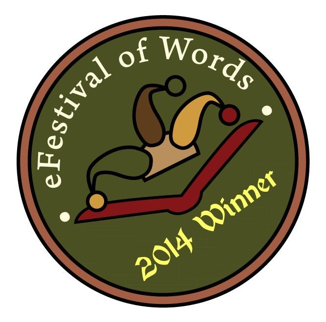 My poetry collection  Nocturnal Embers won Best Poetry Collection in eFestival of Words.Thank you to all you wonderful people that voted. I luv you all!