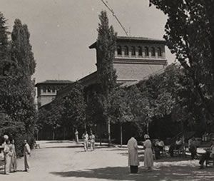 Real Academia de Bellas Artes, Residencia de Estudiantes, Sello Patrimonio Europeo, II República, Paloma Sobrini, Junta para Ampliación de Estudios