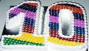 Bildergebnis für Kuchen der Nr. 10   – birthday ideas