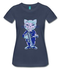 Trumpet Cat