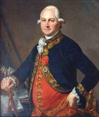 Stanislas-Catherine de Biaudos, comte de Castéja