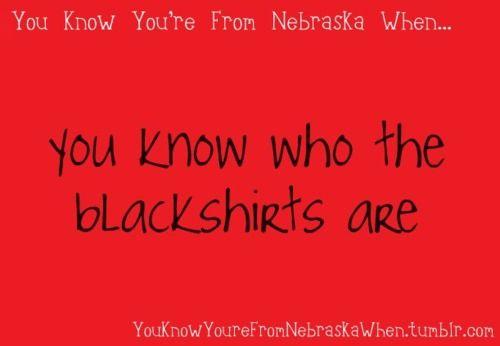 Nebraska football | Tumblr