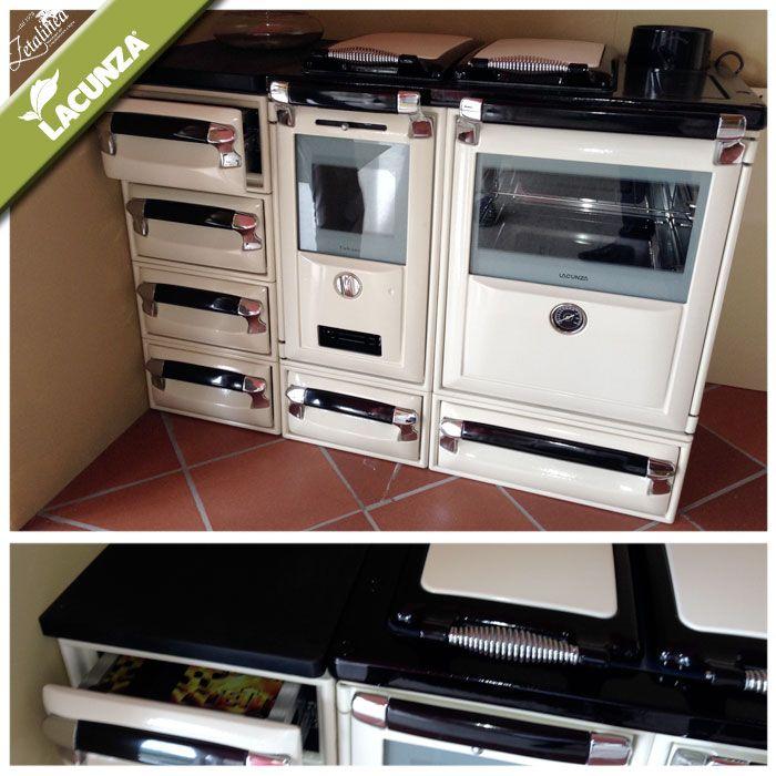 1000 images about lacunza design cucine e termocucine a legna wood stoves on pinterest - Installazione termocucina a legna ...