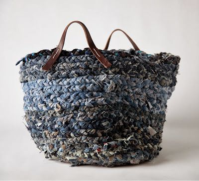 Beautiful handmade bag by Ilane Alexis