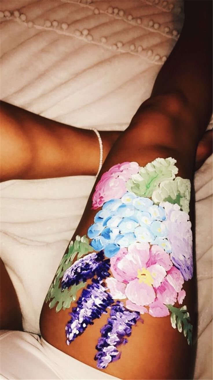 Fine 36 Bodypainting Inspirations For Summer 2019 Body Art Painting Leg Art Leg Painting