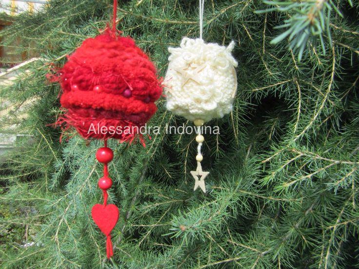 Christmas Balls Crochet