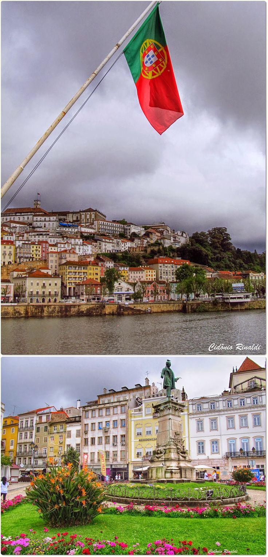 Centro Histórico Universidade de Coimbra, Portugal
