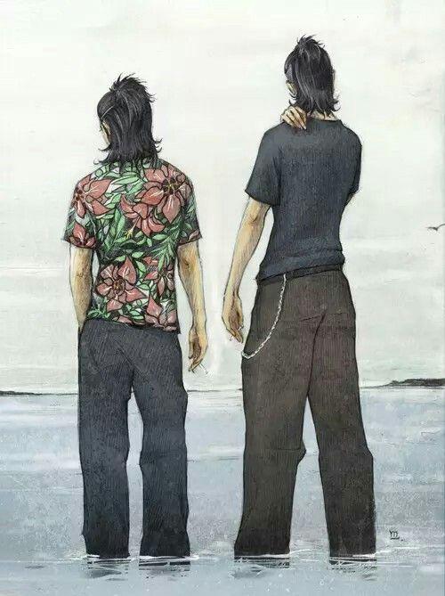Serizawa + Takiya :: Crows Zero