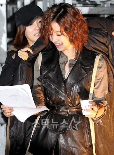 Hyomin & Eunjung <3