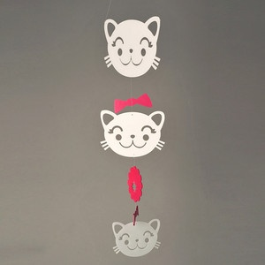 Spring Kitty Mobile Petite now featured on Fab.
