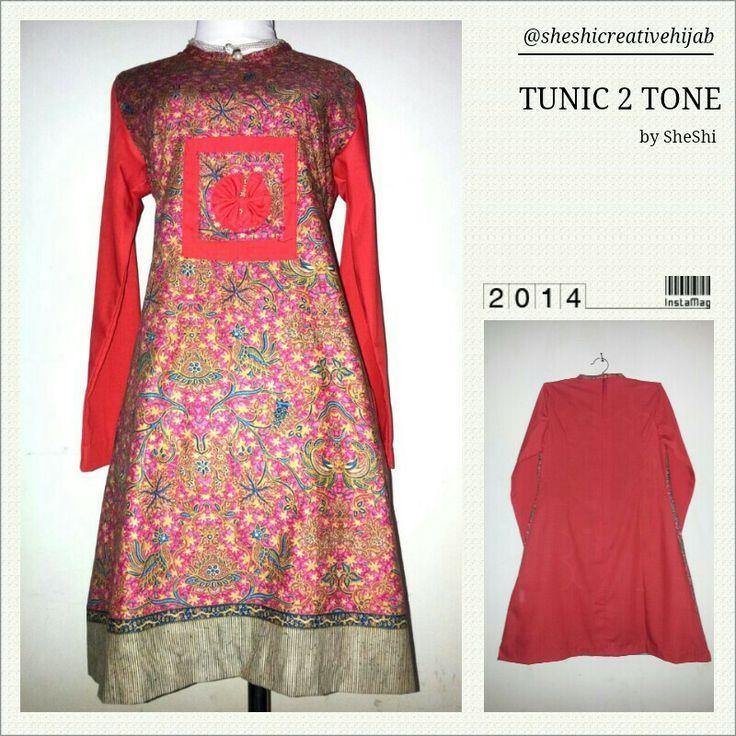 Tunic Batik Fashion