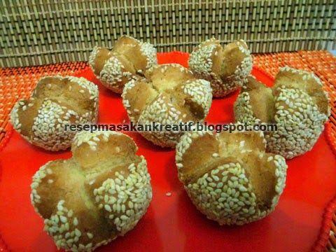 Resep Onde-onde Ketawa | Resep Masakan Indonesia (Indonesian Food Recipes)