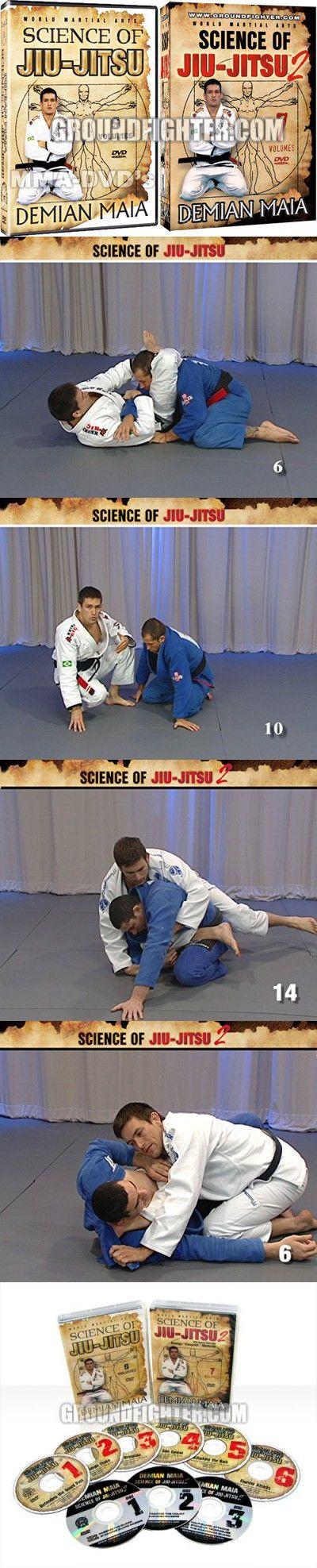 Demian Maia - Science of Jiu-Jitsu 1 & 2 Combo