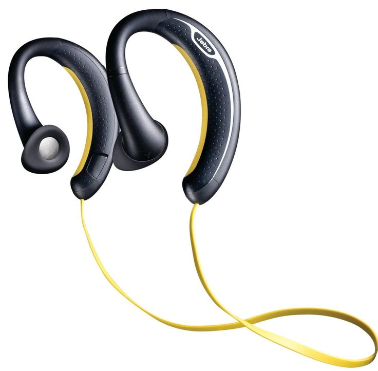 Amazon.com: Jabra SPORT Bluetooth Stereo Headset - Black/Yellow (Certified Refurbished): Cell Phones & Accessories