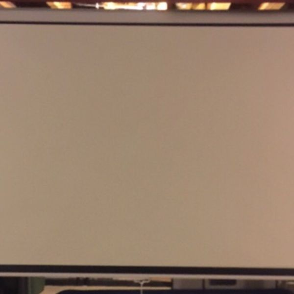 For Sale: Projector Screen for $1000