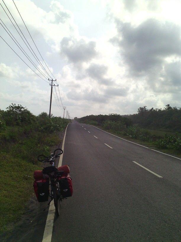 long diatance cyclist