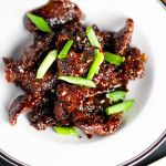 Mongolian Beef platingsandpairings.com