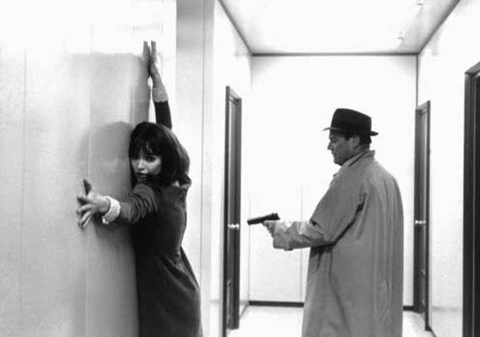 Alphaville (1965), directed by Jean Luc Godard