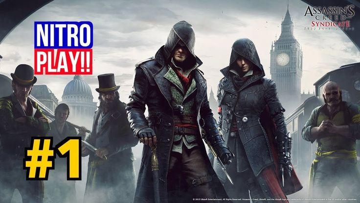 #1 アサシン クリード シンジケート | Assassin's Creed Syndicate : ひたすらサブミッション!「ギャングの拠点」編
