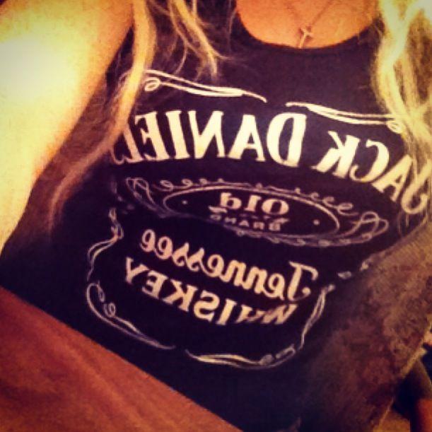 Jack Daniels tank >>>>