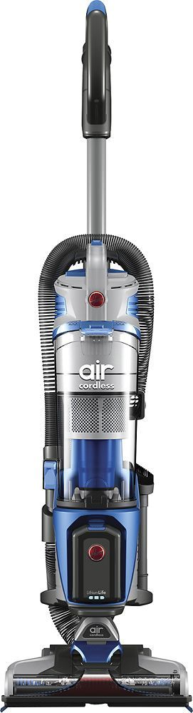 Hoover - Air Cordless Lift Upright Vacuum - Blue
