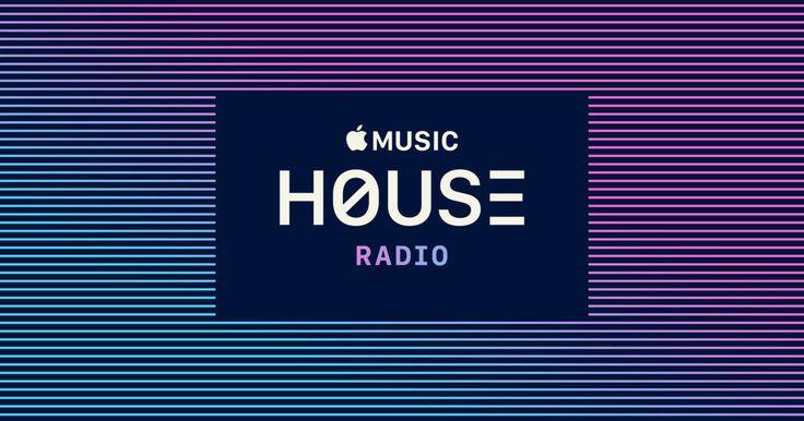 Une station de radio sur AppleMusic: House