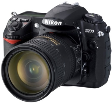 Nikon D 200 My Camera!!