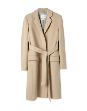 Wool Cashmere Coat | Woolworths.co.za