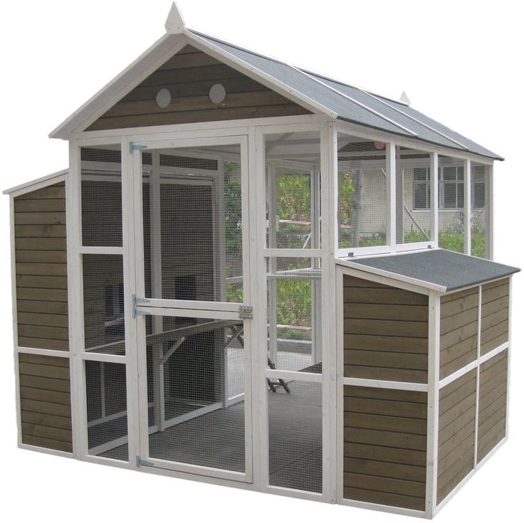 Feathers Chicken Coop