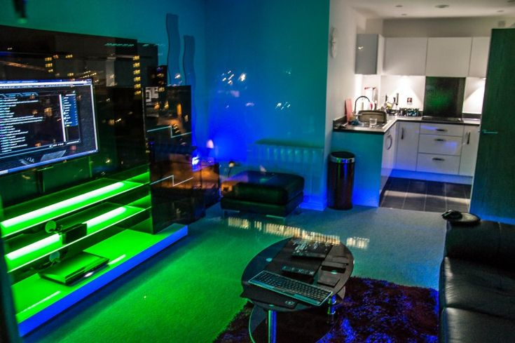 Ultimate Gaming Room Best 25+ Gamer ...