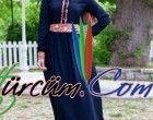 Puane Elbise Kap Uzun Etek Modelleri