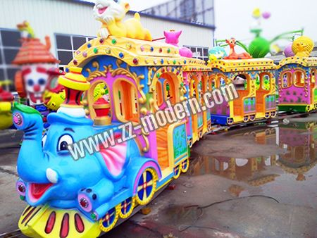 Train Rides For Kids