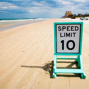 Weekend Getaways Daytona Beach Surfside Cruising - Florida, USA