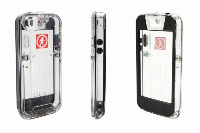 Outdoor Tech's Safe5 Is The Cheapest Waterproof iPhone 5 Case We've Seen Yet   Cult of Mac