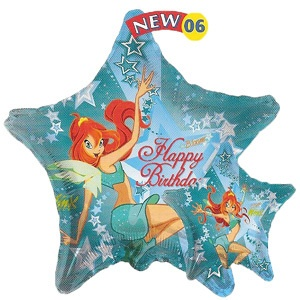 winx club balloon
