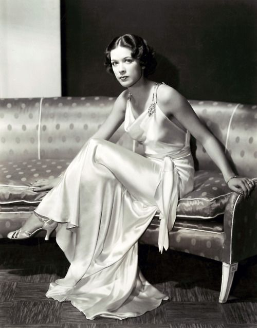 LOVE LOVE that dress! Eleanor Powell, 1930s